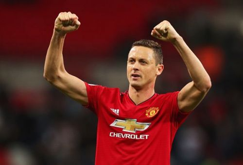 Matic was solid in the mid-field bringing stability to United's defense