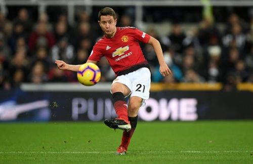 Ander Herrera looks set to extend his stay at Manchester United