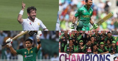 Pakistan team record in 2018