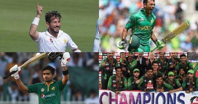 Pakistan team record in 2018