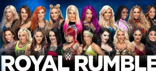 The second annual Women's Royal Rumble match will take place at Royal Rumble 2019.
