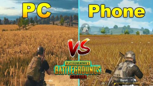 Image result for Pubg PC and Pubg mobile