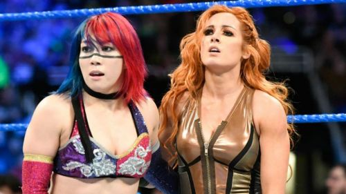 This might have been one of the best episodes of Smackdown Live in a while