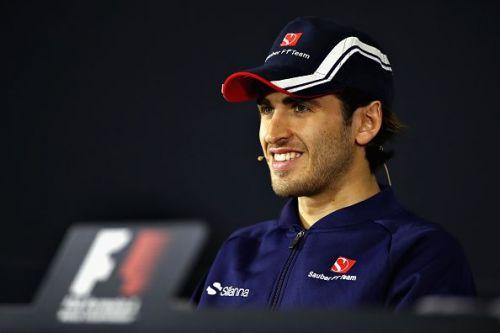Antonio Giovinazzi had a couple of race starts for Sauber in 2017