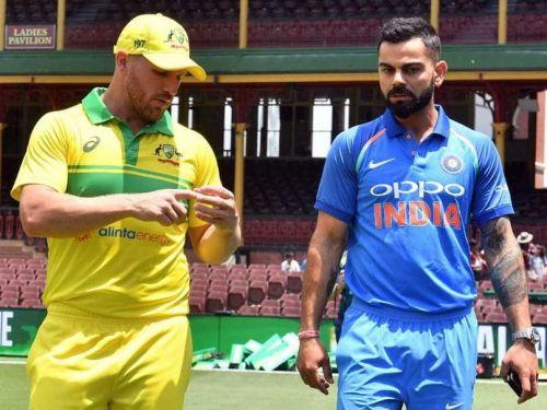 Image result for Aus vs Ind 1st ODI sydney