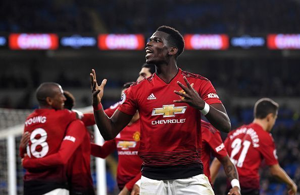 Manchester United players are looking forward to continuing with their impressive winning streak