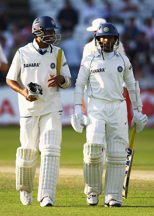 Dinesh karthik & Wasim jafer scored century