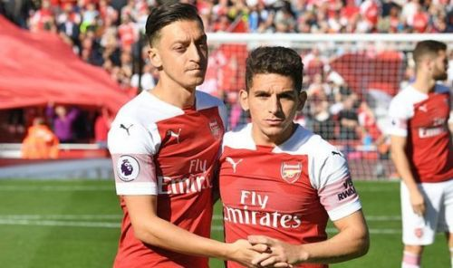 Mesut Ozil and Lucas Torreira would be vital to Arsenal's success against Chelsea