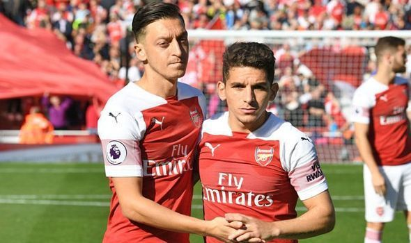 Mesut Ozil and Lucas Torreira would be vital to Arsenal