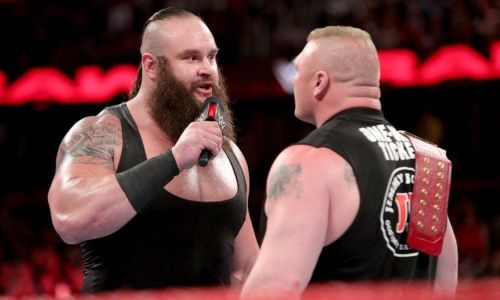 Braun Strowman was recently removed from a Universal Championship match because of his injury.
