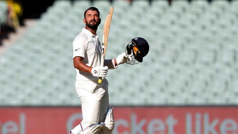 Cheteshwar Pujara vs Australia at Adelaide