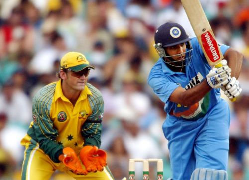 Laxman was Australia's nemesis in ODIs as well