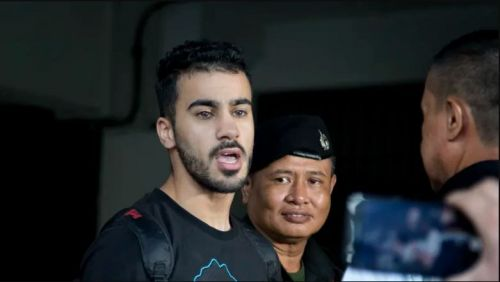 Hakeem al-Araibi has been detained in Thailand since November 27, 2018