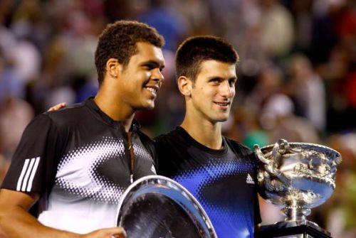 Australian Open 2008 - Finals day