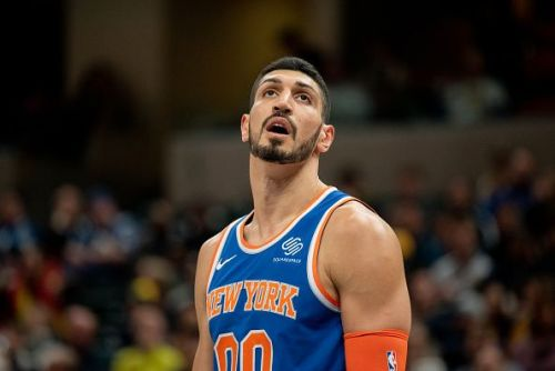 A reunion on the cards for Kanter?