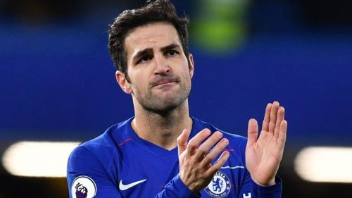 Cesc Fabregas played his last match against Nottingham Forest in the FA Cup