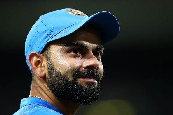 Kohli journey has been nothing short of spectacular