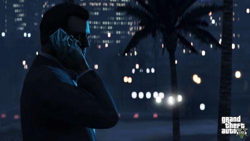 Grand Theft Auto 5 Michael De Santa