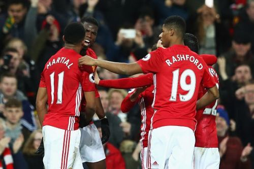 Manchester United have been reinvigorated under Ole