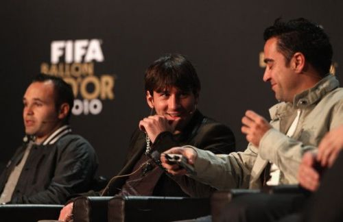 Messi, Xavi and Iniesta were the heart and soul of Barcelona in the Guardiola Era