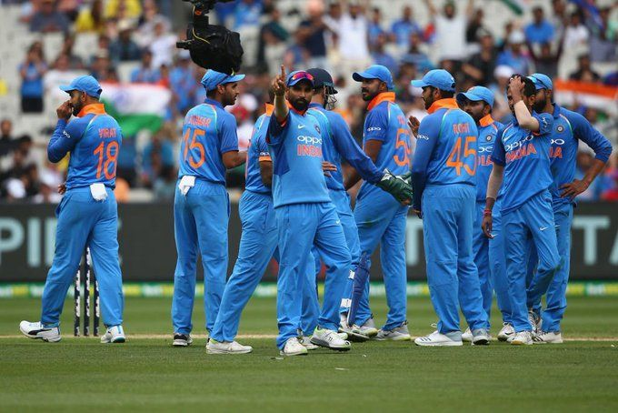 Team India S Next Challenge Will Be The 5 Match Odi Series Against New Zealand
