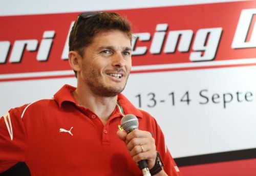 Some of Fisichella's best F1 moments came at Renault and Ferrari
