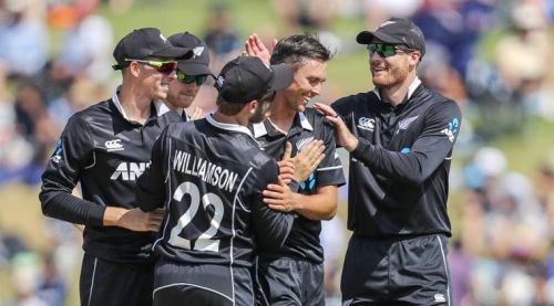 Trent Boult demolished India's batting lineup with a splendid spell