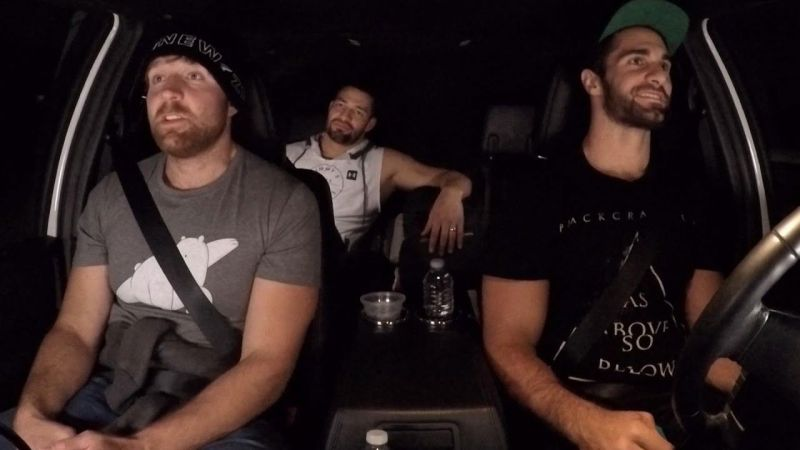 Seth Rollins said he struggled after being forced to travel separately to the Shield.