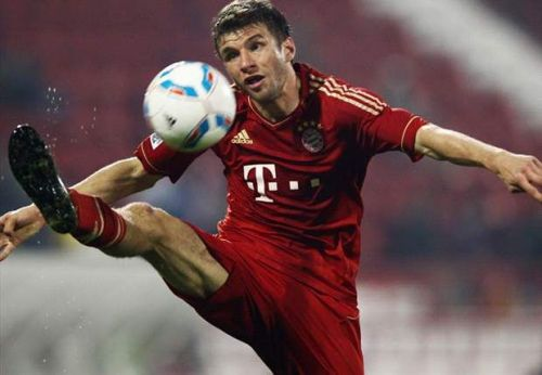 Thomas Muller has proved his tactical acumen with stellar performances