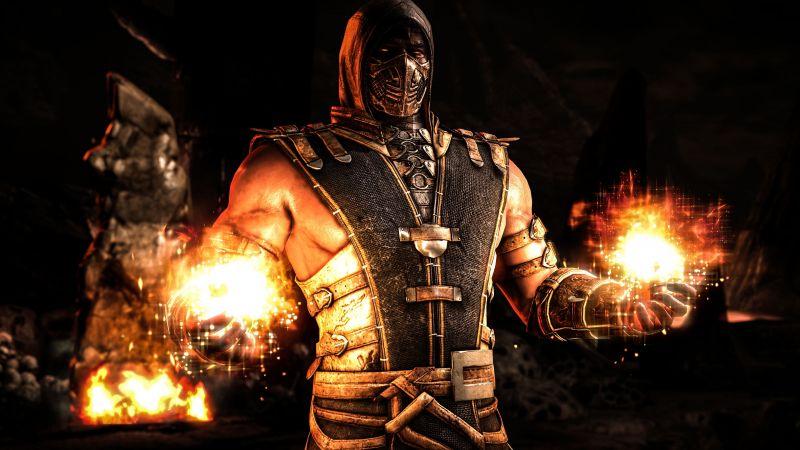 Mk11 Wallpaper: Mortal Kombat 11: Top 10 Interesting Facts You Should Know