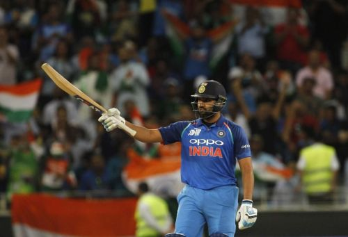 Man Of The Match Rohit Sharma