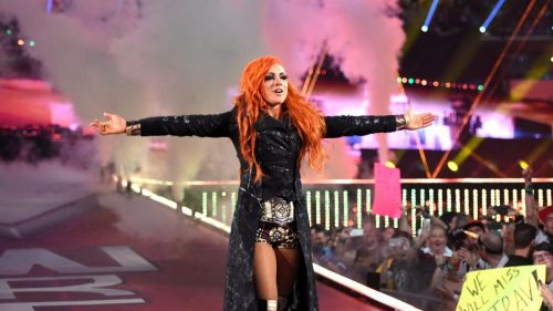 Image result for Becky Lynch wrestlemania