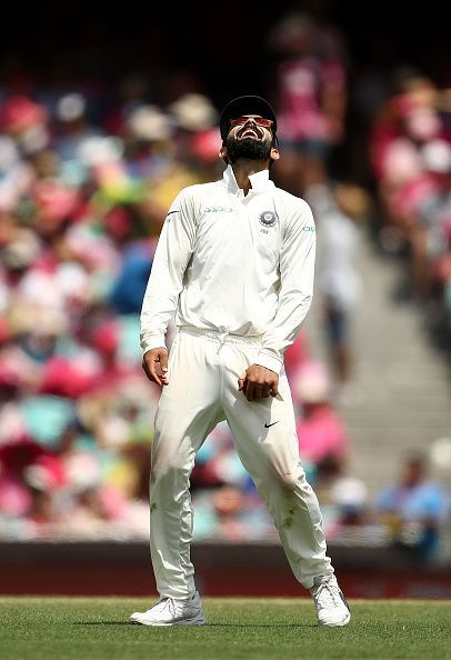 Virat Kohli: Australia v India - 4th Test: Day 3