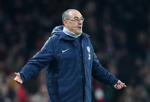 Sarri has entered the race to sign a Barcelona player