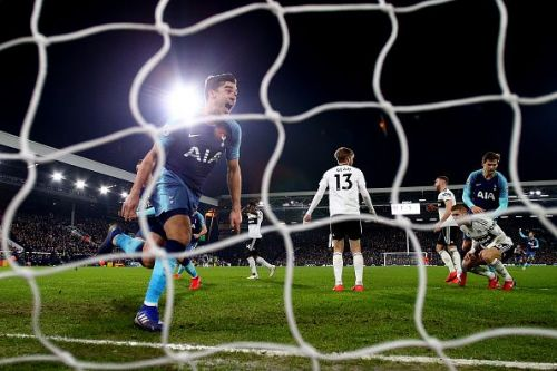 Harry Winks' late winner gave Tottenham all 3 points at Craven Cottage