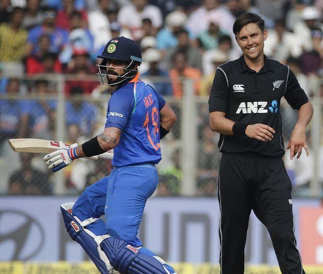 Kohli Or Boult Who Will Have The Last Laugh