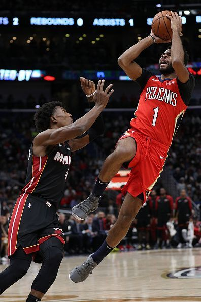 Miami Heat v New Orleans Pelicans