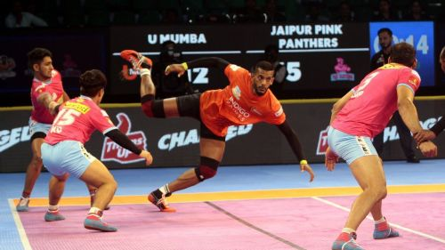 Siddharth Desai was a star debutant of Pro Kabaddi Season 6
