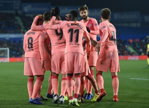 Barcelona need some reinforcements to win another treble this time
