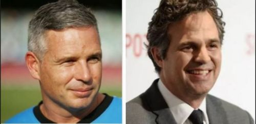 BRAD HODGE AND MARK RUFFALO