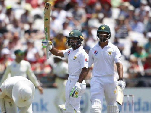 Shafiq scored 88 runs