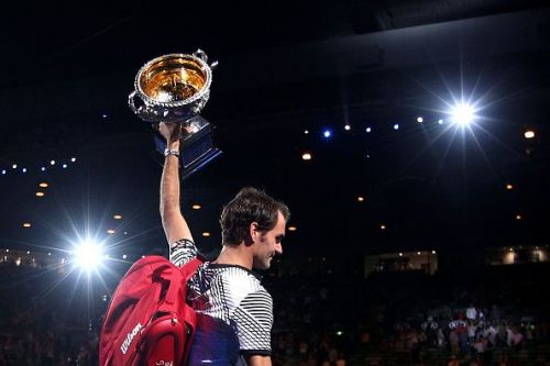 Roger Federer is on quest of a hat-trick and a 21st Grand Slam win at the Australian Open