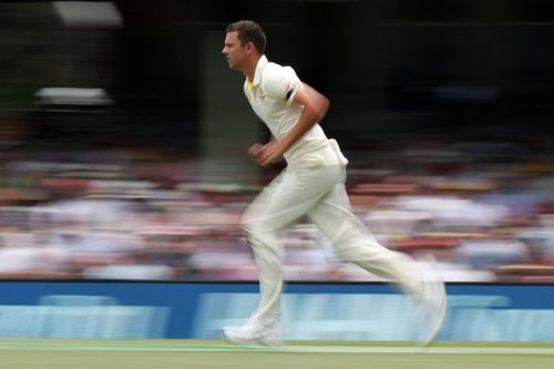 Hazlewood edged past Umesh by a small margin