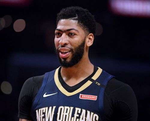 Anthony Davis failed to win this one for his team