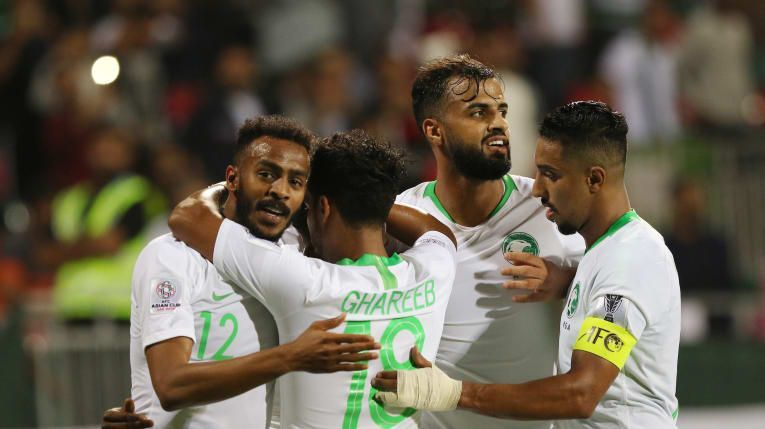 Saudi Arabia lacked intent in the attacking third