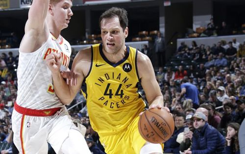 Bogdonovic tallied 16 points against the Pacers