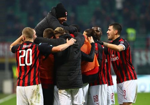 A new year to bring out a turn in fortunes for the Rossoneri?