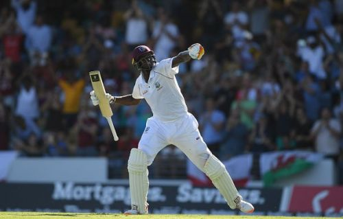 West Indies v England - 1st Test: Day Three