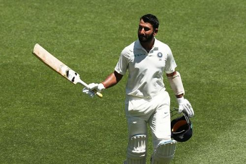 Image result for Pujara 193 vs  AUS