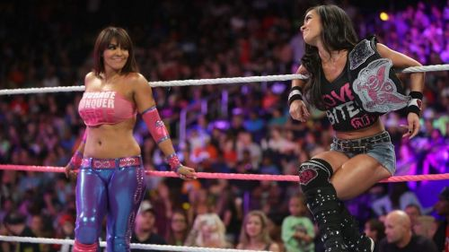 Layla could be hinting at a WWE return